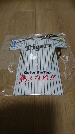 阪神タイガースチケットホルダー グッズの画像