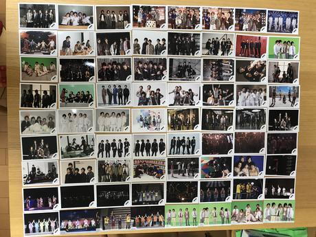【定価以下】嵐☆公式写真☆ARASHIロゴ ワイハ.モンスター.AAA2008 コンサートグッズの画像