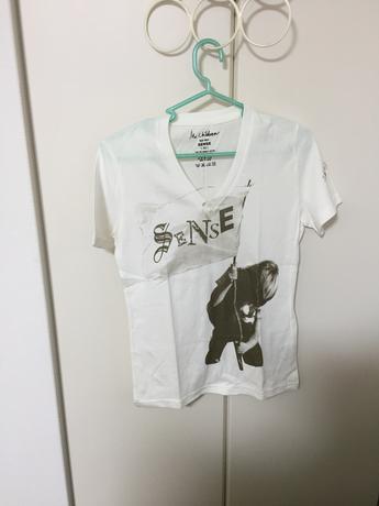 Mr.Children SENSE ツアー VネックTシャツ ライブグッズの画像