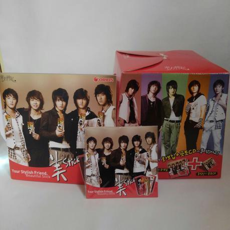 東方神起 美Stick Box 写真集 CDセット ライブグッズの画像