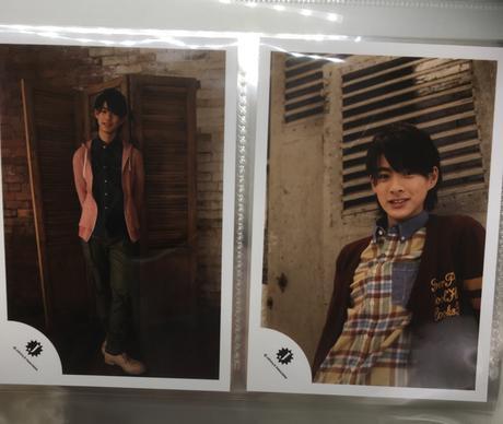【入手困難】平野紫耀 2013年 関西ツアー 公式写真 コンサートグッズの画像
