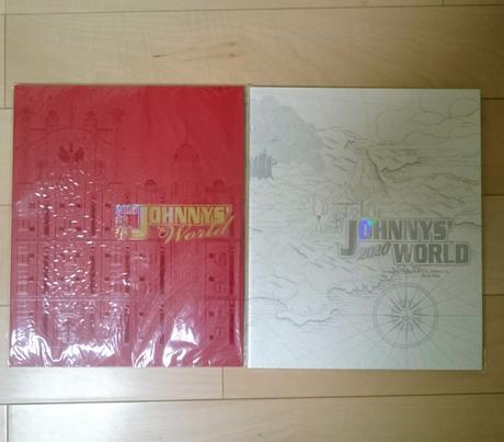 2冊組☆ジャニワパンフレット コンサートグッズの画像