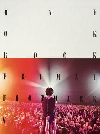 PRIMAL  FOOTMARK #5 ライブグッズの画像