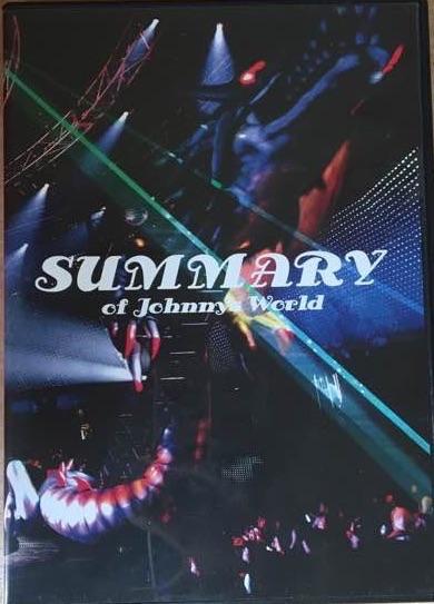 NEWS KAT-TUN SUMMARY 2004 DVD (美品) コンサートグッズの画像
