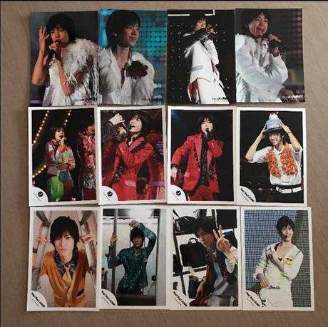 中島裕翔 公式写真 コンサートグッズの画像