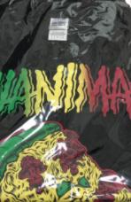 WANIMA Tシャツ(ブラック) ピザ ライブグッズの画像