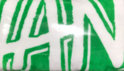 WANIMA タオル(グリーン) ライブグッズの画像