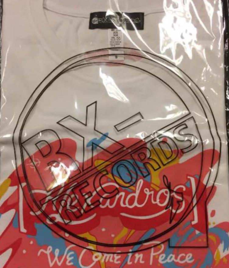 [Alexandros] ツアーTシャツ Sサイズ