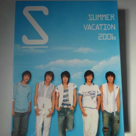 東方神起 新品 SUMMER TACATION 2006 ライブグッズの画像