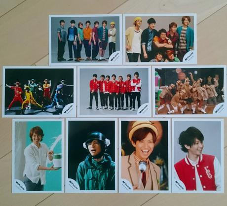 関ジャニ∞ 公式写真 9枚セット リサイタルグッズの画像