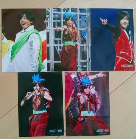 道枝駿佑 フォトセット コンサートグッズの画像