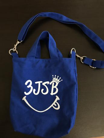 3JSBバッグ ライブグッズの画像