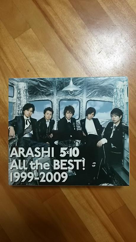 【お値下げ!】5×10 all the BEST! 1999-2009 コンサートグッズの画像