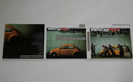 東方神起 RISING SUN SHOWCACE 2VCD CDセット ライブグッズの画像