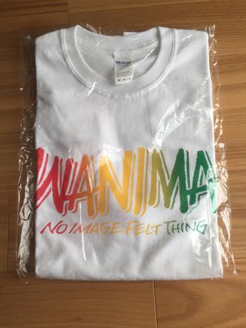 ワニマ WANIMA Tシャツ ライブグッズの画像