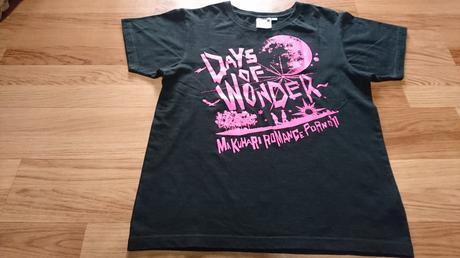 ポルノグラフィティ 幕張ロマポル'11 DAYS OF WONDER  Tシャツ ライブグッズの画像