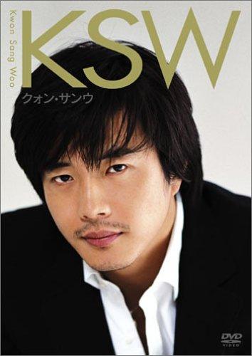 KSW/クォン・サンウ [ DVD ] 初回限定 ライブグッズの画像