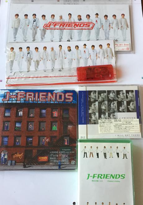 ★J-FRIENDS   5点セット コンサートグッズの画像