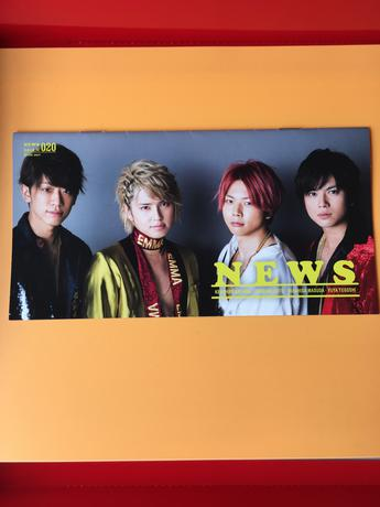 NEWS会報No20 コンサートグッズの画像