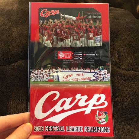 カープ 図書カード 優勝記念 グッズの画像