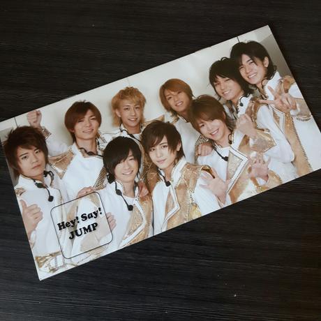 Hey!Say!JUMP☆会報No.11 コンサートグッズの画像