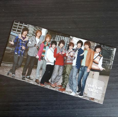 Hey!Say!JUMP☆No.11☆会報 コンサートグッズの画像