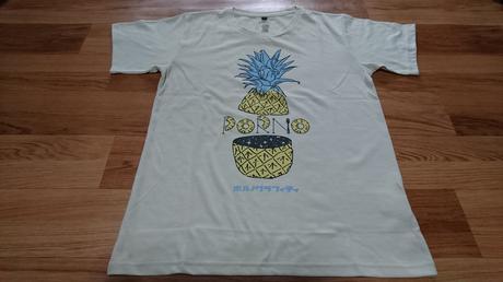 ポルノグラフィティ    PINEAPPLE    Tシャツ(イエロー) ライブグッズの画像