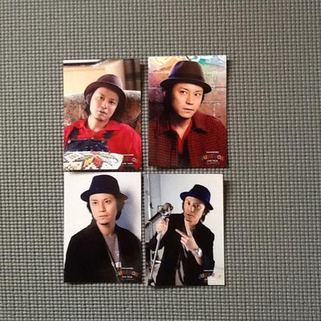 公式写真 渋谷すばる リサイタルグッズの画像