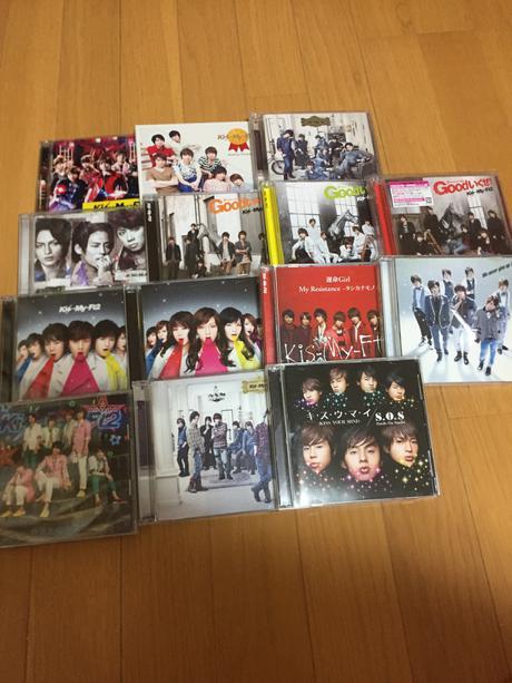 【14点】 キスマイ CD DVD グッズの画像