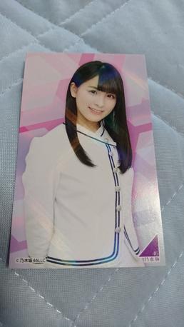 乃木坂46 大園 桃子 プロフィールカード モバイル ライブ・握手会グッズの画像