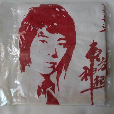 JYJユチョン ワールドカップ Tシャツ ライブグッズの画像