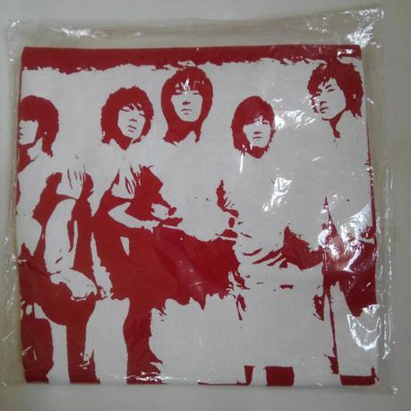東方神起 JYJ 2006.ワールドカップ Tシャツ ライブグッズの画像