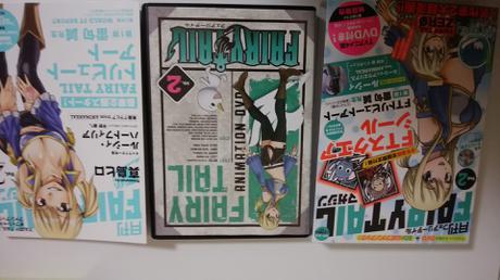 フェアリーテイルマガジン vol.2~4 グッズの画像