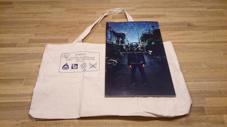 美品 Mr.Childrenミスチル ツアーパンフレット バッグ付 '95空ku ライブグッズの画像