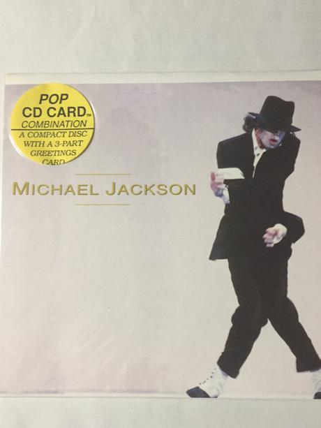 マイケルジャクソン 未開封 インタビューCD 新品 ライブグッズの画像