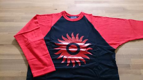 新品 イエモン ツアー 激レア Tシャツ '95 '96 FOR SEASON ライブグッズの画像