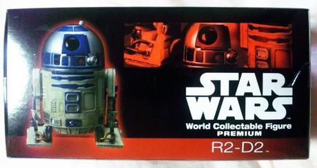スターウォーズ ワールドコレクタブルフィギュアPREMIUM R2-D2 グッズの画像