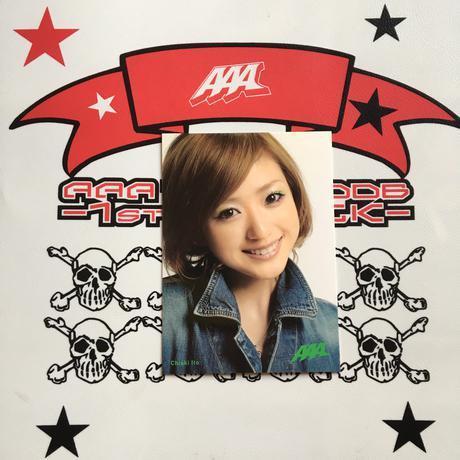 AAAトレカ ライブグッズの画像