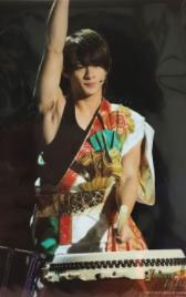 (れんたん様)平野紫耀 ステージフォト コンサートグッズの画像