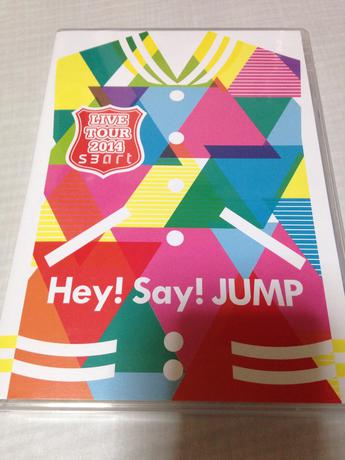 Hey! Say! JUMP♡smart.DVD初回盤 コンサートグッズの画像