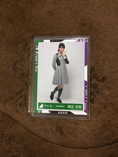 欅坂46   織田 奈那    生写真 ライブ・握手会グッズの画像