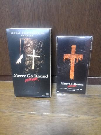 メリーゴーランド CDシングル付き限定ビデオテープ ライブグッズの画像