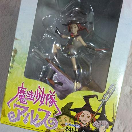 魔法少女隊アルス★フィギュア グッズの画像