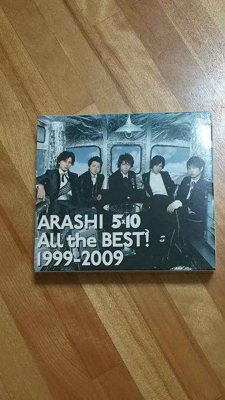 5×10 all the BEST! 1999-2009 コンサートグッズの画像