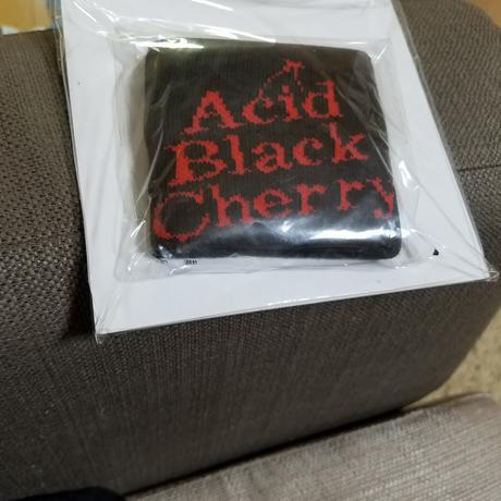Acid Black Cherryリストバンド ライブグッズの画像