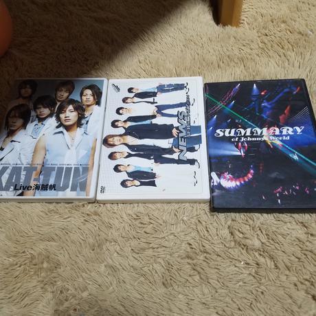 KAT-TUN コンサートグッズの画像