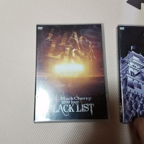 Acid Black CherryDVD ライブグッズの画像