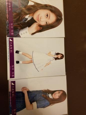 乃木坂46 桜井玲香さん写真 ライブ・握手会グッズの画像