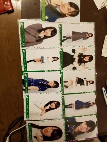 けやき坂46 井口眞緒さん写真 ライブ・握手会グッズの画像