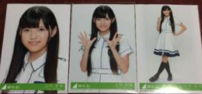 上村莉菜 生写真 世界には愛しかない ライブ・握手会グッズの画像